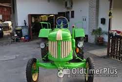 Güldner Traktor, restauriert foto 4
