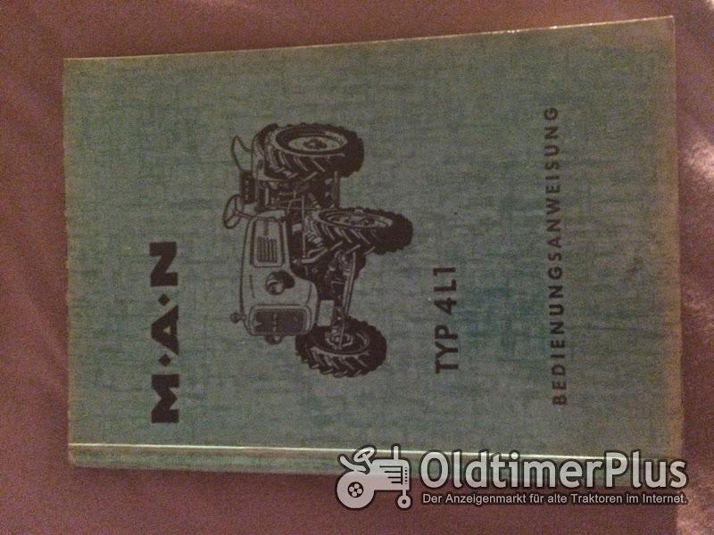 Verkaufe diverse Ersatzteil und bedinungsanleitungen Deutz IHC Eicher massey Ferguson Hannomag MAN Foto 1