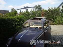 VW _ Käfer Ovali Export mit Faltdach Foto 8