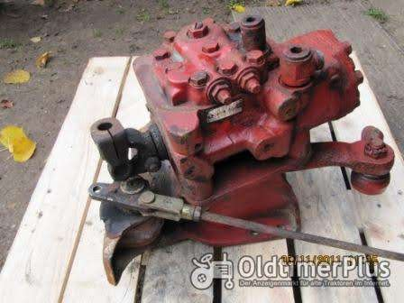 Deutz 90 Iveco Ersatzteile Lenkgetriebe/Unterfahrschutz Foto 1