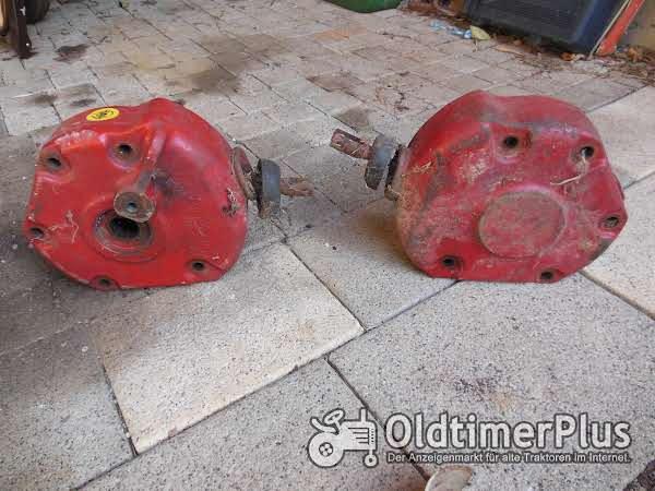 IHC 733 Bremsgehäuse komplett Foto 1