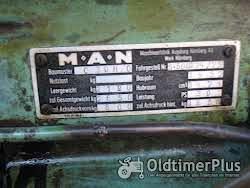MAN C 30 H/O HR-Schlepper Foto 2