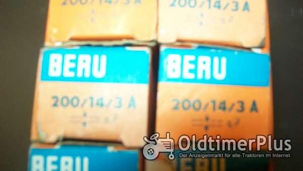 BERU Zündkerzen 200/14/3A NEU Foto 1