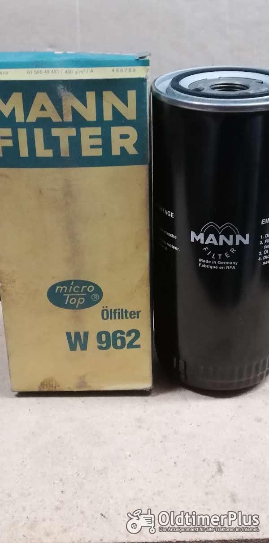 Mann Ölfilter W 962 Foto 1