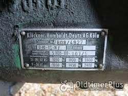 Deutz D40.1 S-NF Foto 4