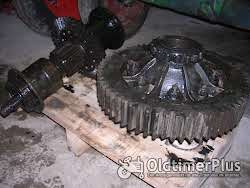 Deutz F2M315 Teller & Kegelrad,Bremse,Lenkgestänge,Luftansaug Foto 2