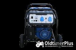 Benzin Stromerzeuger LZ3500 2,8 KW Generator Neuware Foto 3