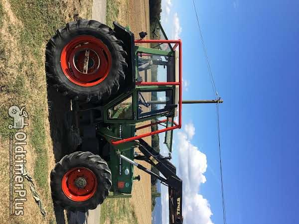 Fendt Farmer 309 LSA Foto 1