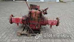 IHC 844 SA, 30 km/h Getriebe kpl. mit Hinterachse, Hydraulikblock, Allradantrieb Foto 4