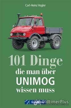 Unimog und MB-Trac Kalender und Bücher Foto 2