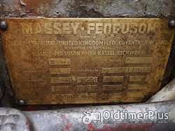 Massey Ferguson MF 177 Foto 7