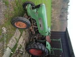 Fendt FW139 - Farmer 3D Bastlerfahrzeug