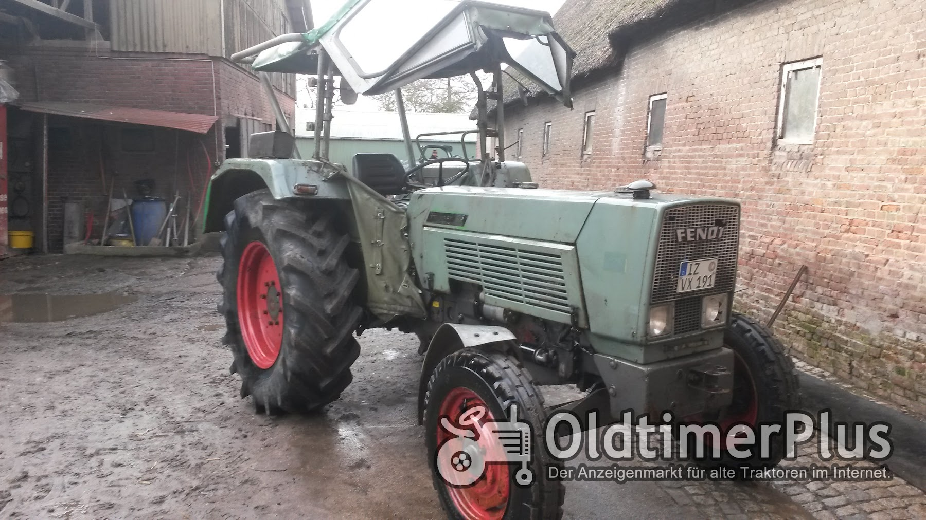 Fendt Farmer 5 S Turbomatik Foto 1