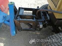 Sonstige Kleintraktor Hakotrac Hako Trac 2000 Schneeschieber Foto 9