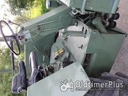 Fendt GTS 250 Geräteträger mit Frontlader Foto 5