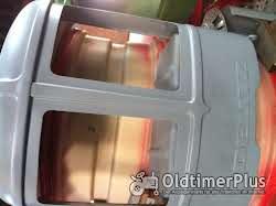 Deutz F4L514 F4L514 Frontmaske Umbau Foto 5