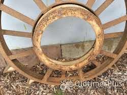 Heinrich Lanz Mannheim Eisenräder Ackerräder Ackerkralle Lanz Bulldog Foto 3