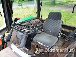 John Deere 2140 Frontlader+Druckluft Foto 4