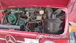 Mercedes Unimog 416 Doppelkabiner Foto 11