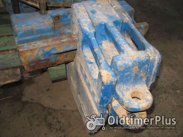 Ford Gewichte Foto 1