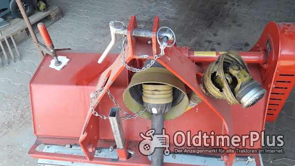 Fehrenbach Schlegelmulcher  Mulcher Mulchgerät Foto 1