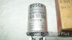 Bosch 0336101005 BLINKGEBER 12V 15 oder18W neu Foto 3
