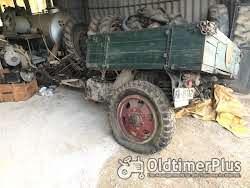 Mercedes Unimog 401 Foto 8