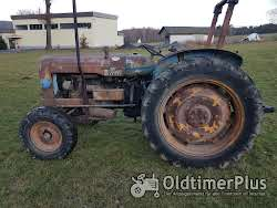Fordson Major Typ ESK Foto 5