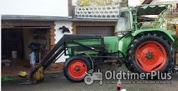 Fendt Farmer 4 S mit Frontlader Foto 4