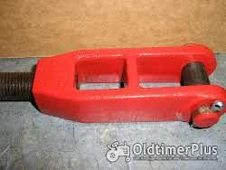 Fahr-Kreiselheuer KH4S Verstellspindel Foto 2