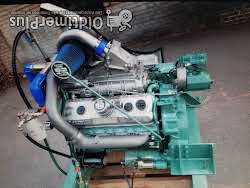 Detroit Diesel 2Takt Turbo Kompressor 8V92 TA 600hp Detroit Diesel Motor top! Boot US Truck pulling Foto 3