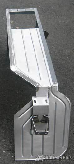 Unimog und MB-Trac Blech und Bremsenteile Foto 1