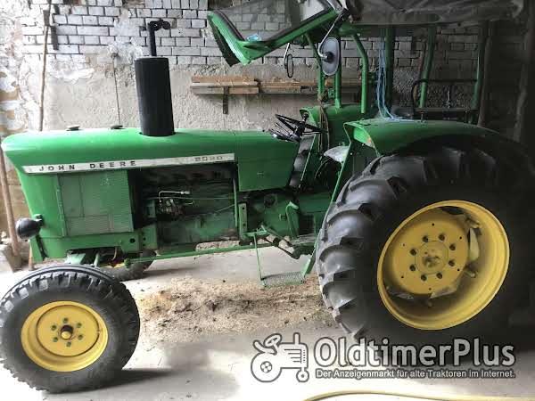 John Deere Traktor 2020 Foto 1
