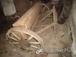 Pommersche Eisengießerei Drillmaschine Foto 2