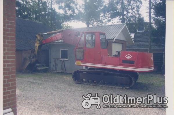 O&K Kettenbagger RH 6 Foto 1