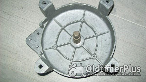 Inter Motor IM 350 Agria Lombardini Roberine Startergehäuse neu Foto 1