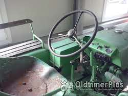 Güldner Traktor Foto 3