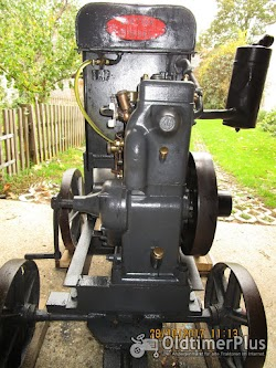 Standmotor,Staionärmotor Foto 5