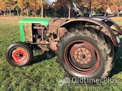 Deutz F3L514/51 mit Wasserdeutz Getriebe 30 Km/h Foto 2