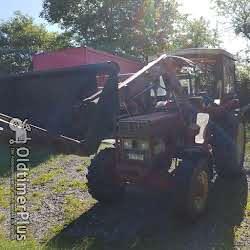IHC 633 Allrad Hyd.Lenkung FL Foto 5
