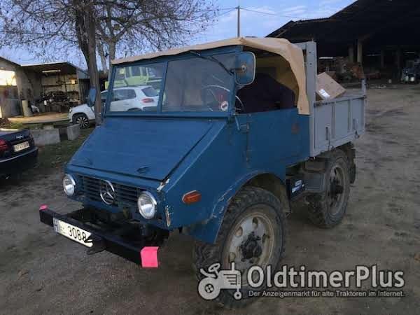 Mercedes Unimog 401 Foto 1
