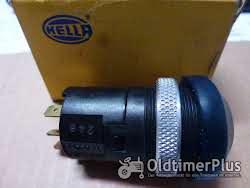 Hella Ein-/Aus-Schalter mit Druckbetätigung grün Foto 5