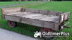 -- Traktor Anhänger Foto 5
