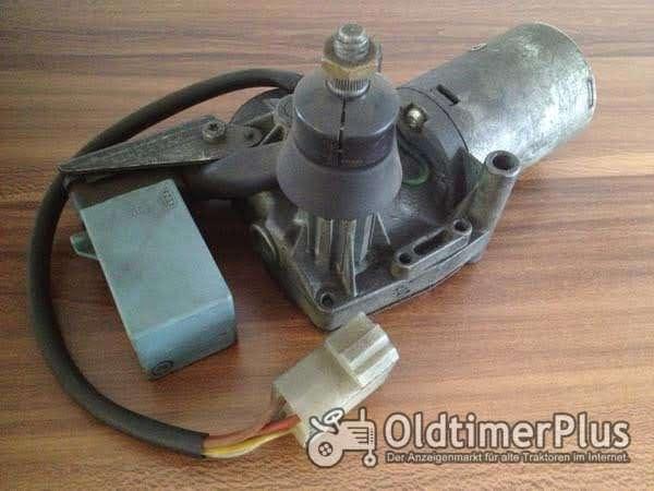 Bosch Scheibenwischermotor Wischermotor Foto 1