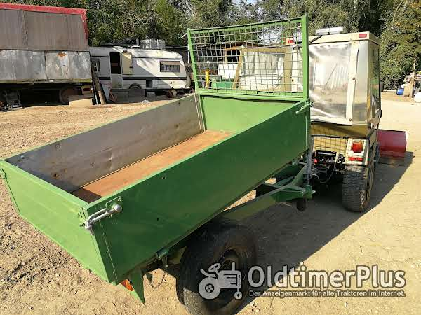 traktor 3 seitenkipper anh nger kipper in 67281 kirchheim. Black Bedroom Furniture Sets. Home Design Ideas