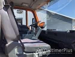 Mercedes Unimog U300 mit 177PS, Mega Ausstattung, Klima, Variolenkung, Zapfwelle uvm Foto 13