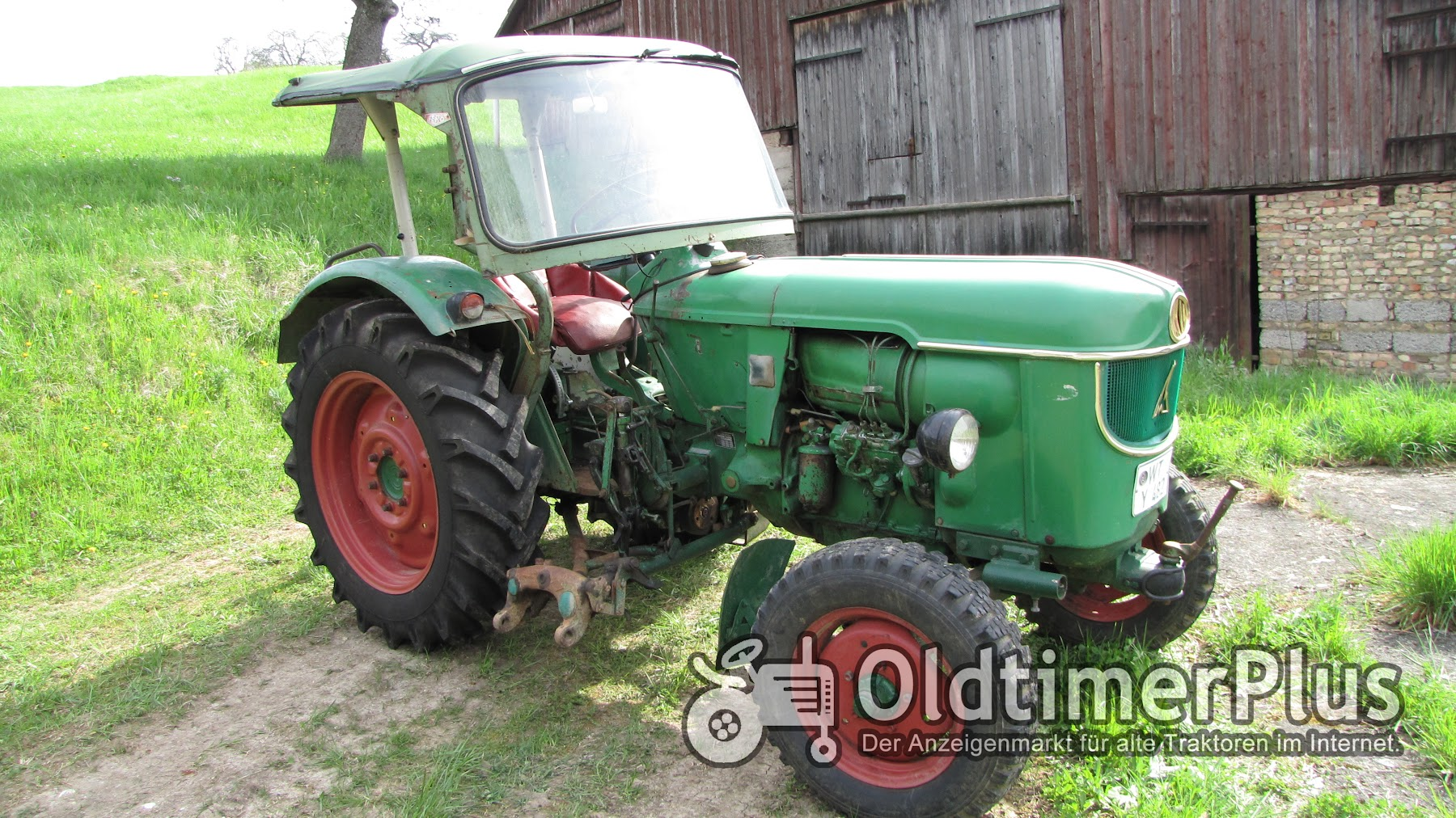 Deutz D40.2 Dreizylinder photo 1