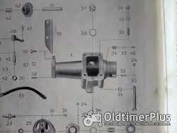 Hela D112 Blinddeckel für Mähantrieb Foto 3