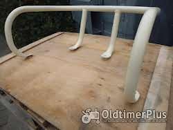 Sitzbügel Beifahrersitz für Verschiedene Hanomag Schlepper der R Reihe Sitzbügel, Beifahrersitz Foto 6