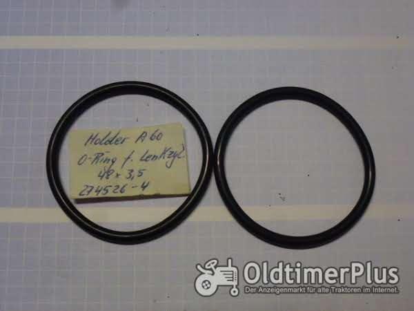 Holder A60 O-Ring für Lenkzylinder 274526-4 Foto 1